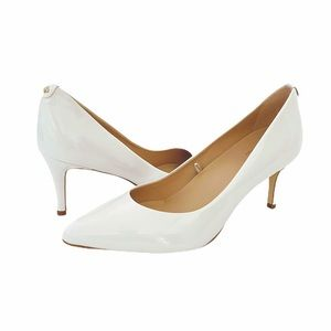 New white Kate spade vida pumps size 7.5